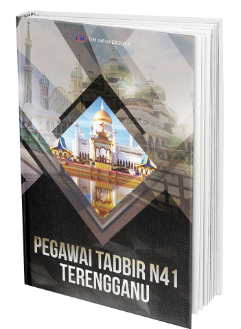 Contoh soalan Pegawai Tadbir N41 Terengganu