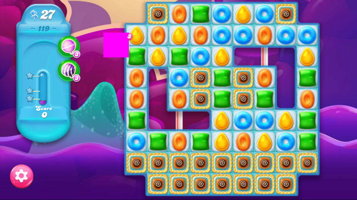Candy Crush Jelly Saga 119