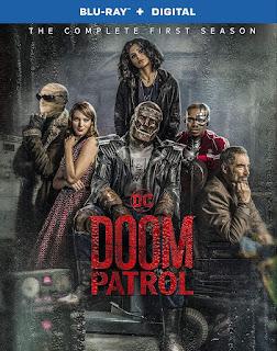 Doom Patrol – Temporada 1 [3xBD25] *Subtitulada