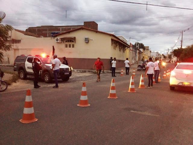 Vigilância Sanitária de Caraúbas desenvolve trabalho importante de combate a Covid-19 em Caraúbas