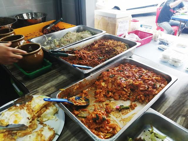 Restoran Baina Nasi Kerabu Paling Sedap Di Kuantan