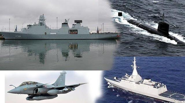 Usai ke Austria, Prabowo ke Prancis Jajaki Pembelian 48 Jet hingga 4 Kapal Selam