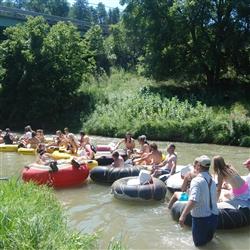 Rafting, Tubing, or Kayaking down the Niobrara