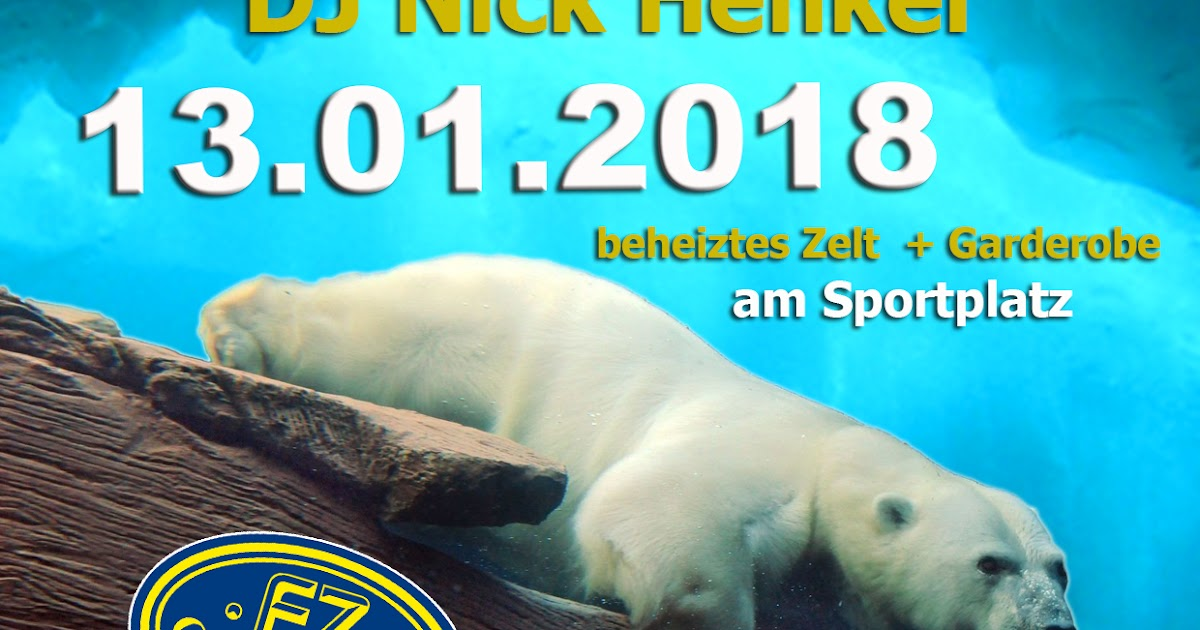 Polarfete Stötten: Polarfete Stötten 2018