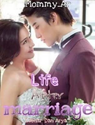 Novel Life After Marriage (Jenar & Arya) Full Episode