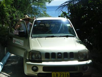 4WD in Fiji