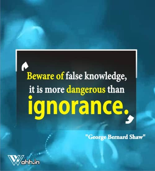 George-Bernard-Shaw-quotes-on-ignorance