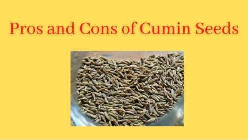 Benefits and Precautions of Eating jeera