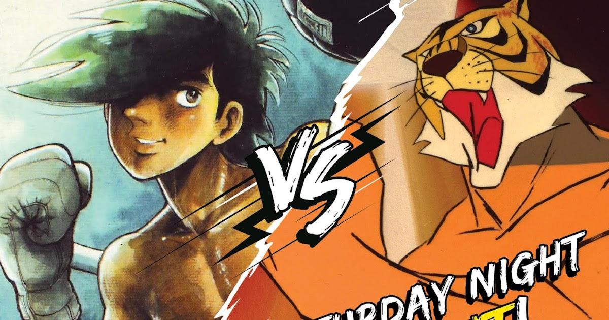 Rocky joe o l uomo tigre saturday night fight