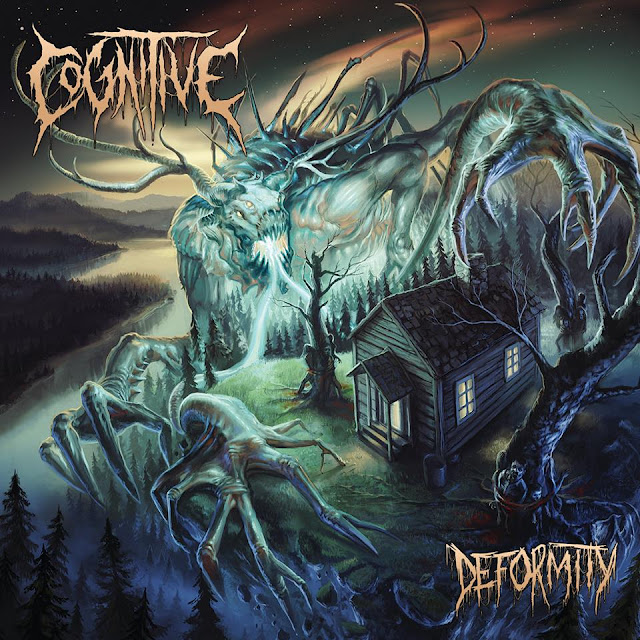 Best Progressive/Technical Death Metal Cover in October 2016