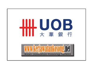 Jawatan Kosong United Overseas Bank (Malaysia) Bhd Terkini