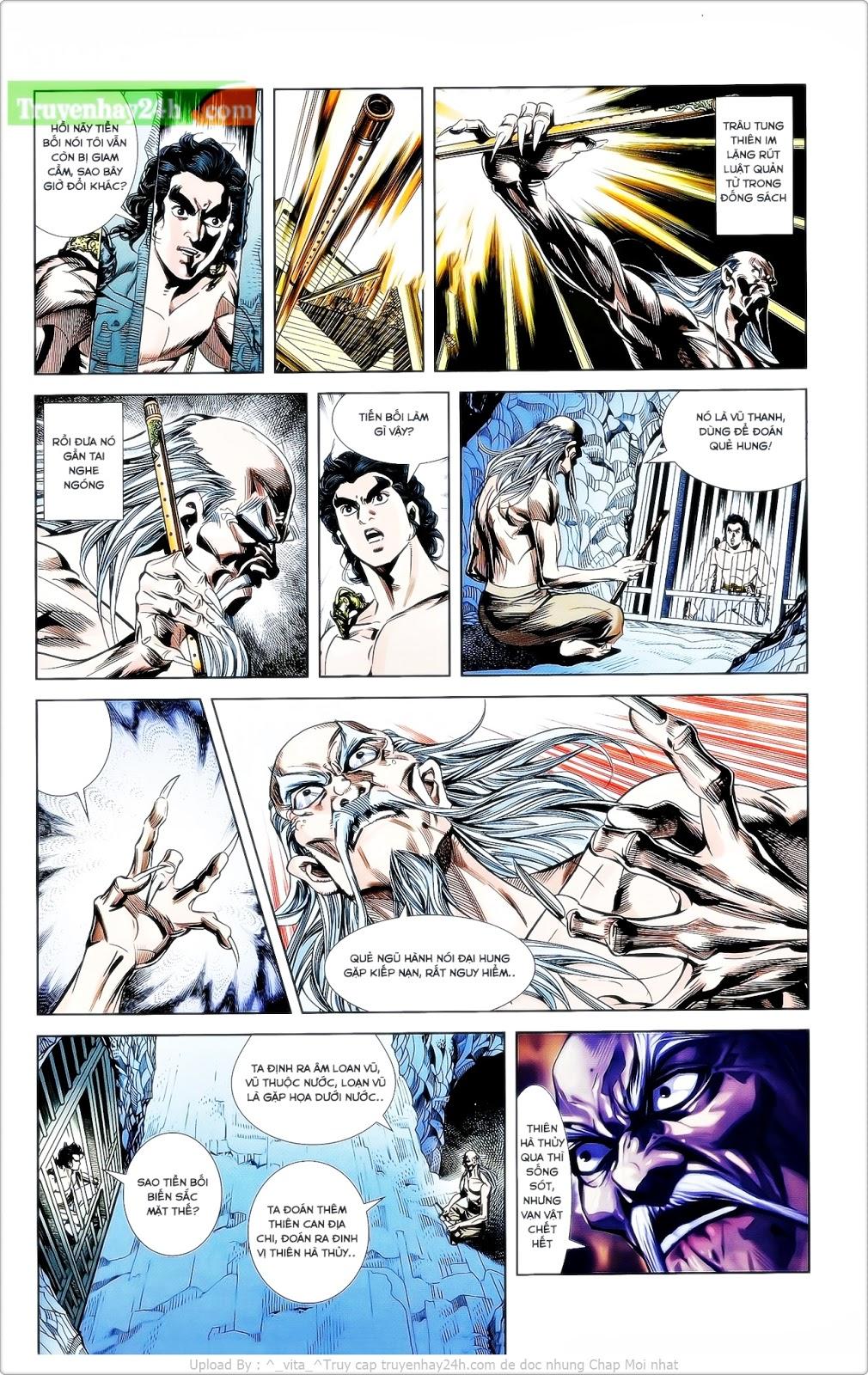 Tần Vương Doanh Chính chapter 26 trang 14