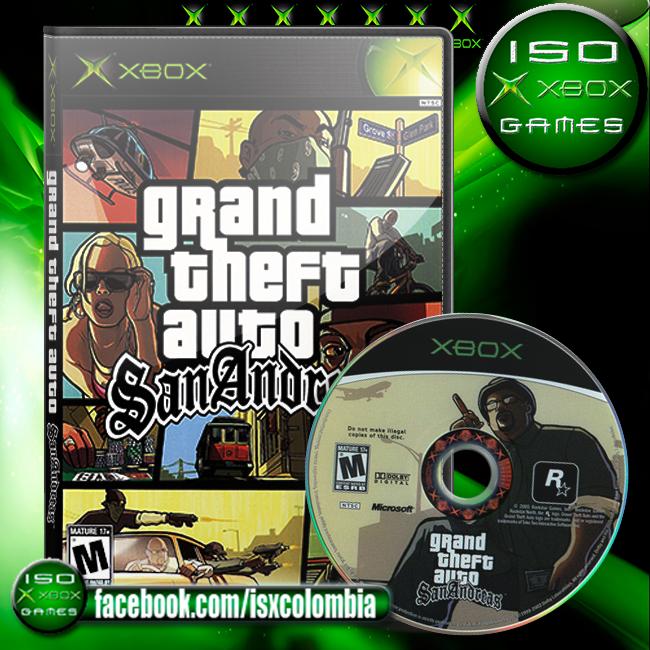 Gta Sa En Espanol Iso Xbox Games Bienvenida