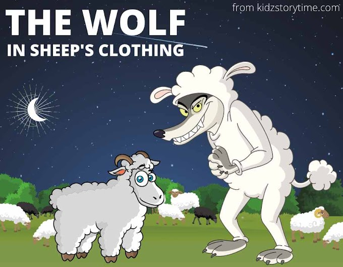 A wolf in sheep's clothing - (Read Full Story)