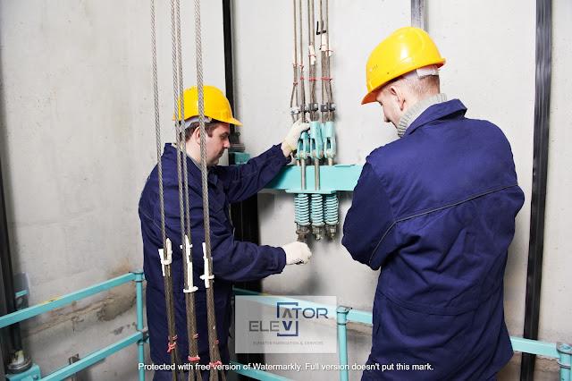 jasa maintenance elevator Samarinda