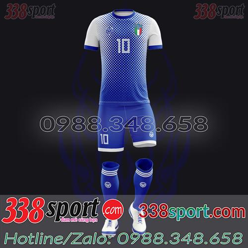 Áo Đội Tuyển Ý  Đặt May Yêu Cầu - Mã Y 02