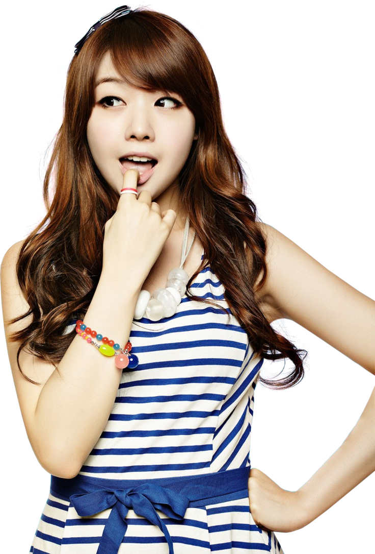 render Bang Min Ah