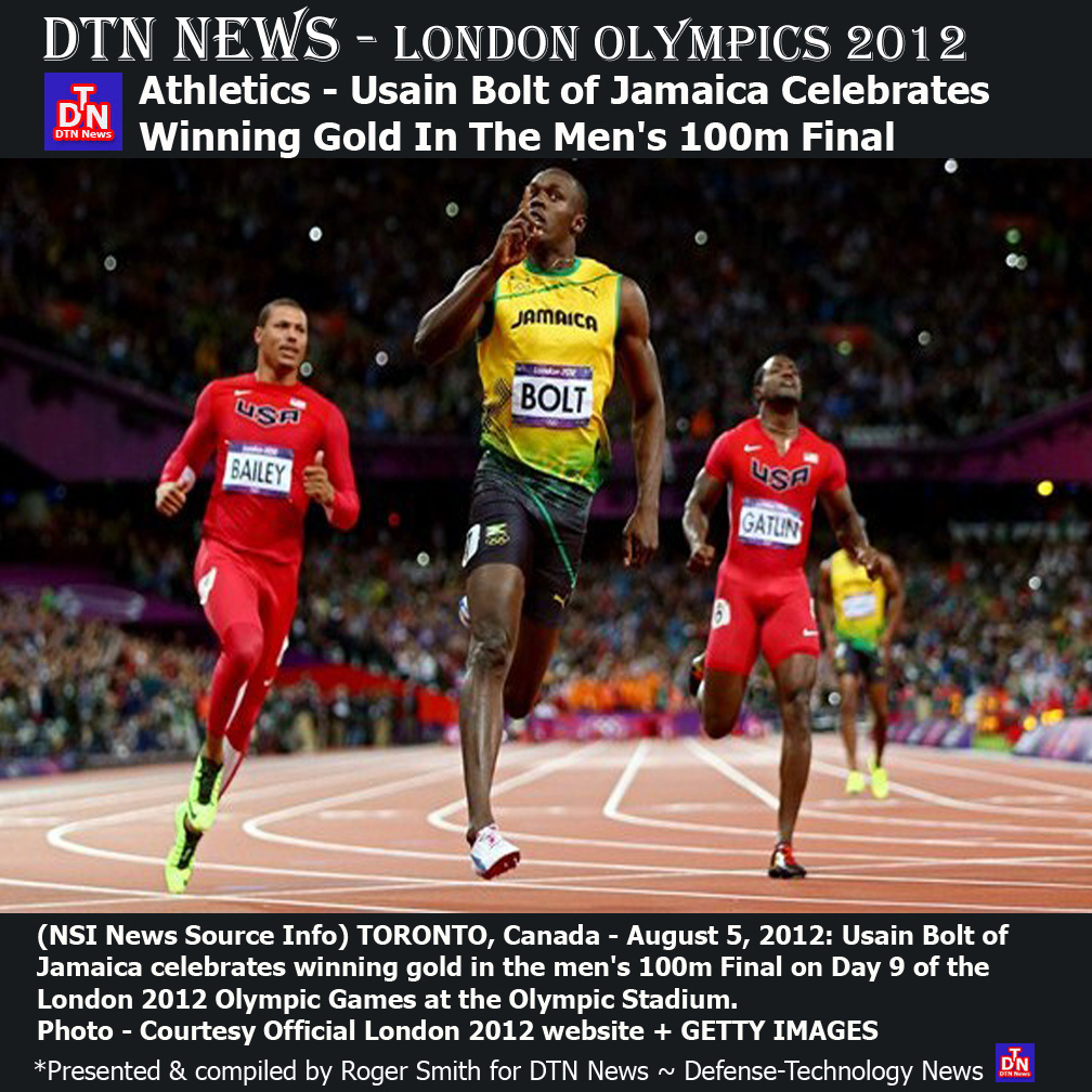 Pictures of The Day: DTN News - LONDON OLYMPICS 2012 ...
