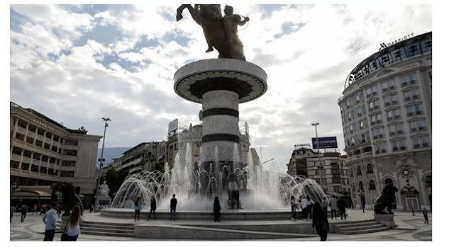 Σκόπια:Διπλωματική ένταση με Ρωσσία.Απέλαση Ρώσσου διπλωμάτη.Άγνωστοι οι λόγοι απέλασης..