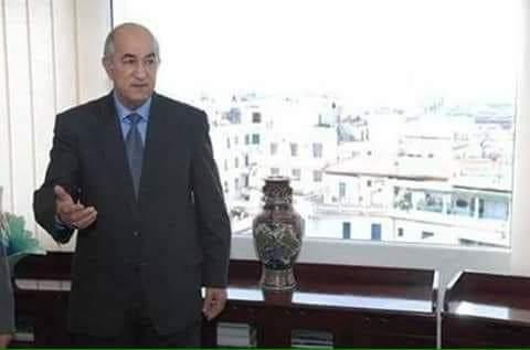 عودة عبد المجيد تبون الى الجزائر قبل نهاية السنة