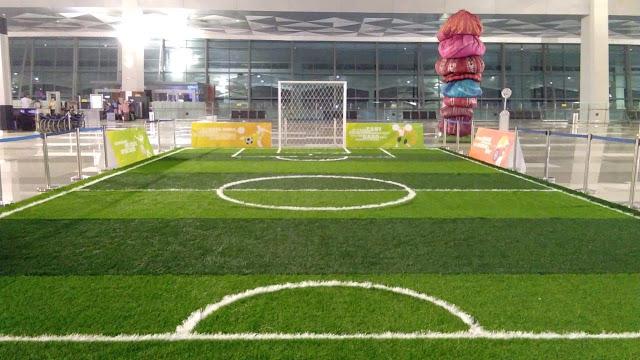 Kontraktor Lapangan Futsal Aceh