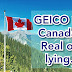 GEICO car insurance in Canada ? Is that happening?  And what is GEICO car insurance