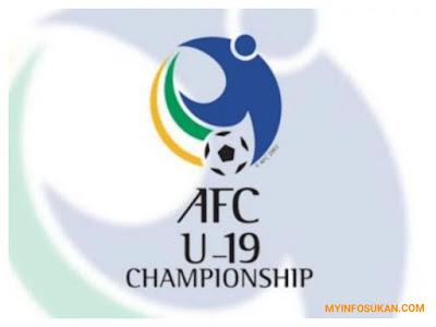Jadual dan Keputusan Perlawanan Kelayakan Kejohanan AFC U-19 2018