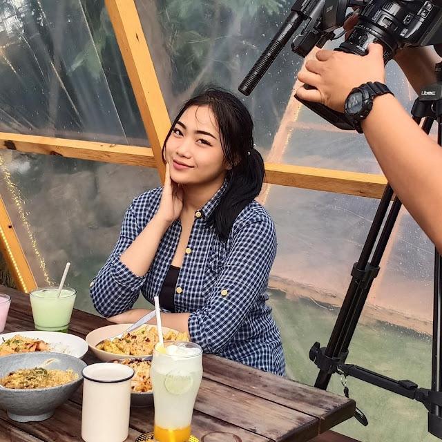 Spot Foto di Ruang Lapang Cafe Bandung