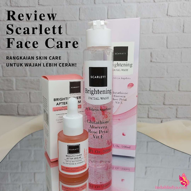Review Scarlett Face Care