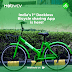 Mobycy Successfully Launches India's First Dockless Bicycle Sharing App On Android Platform