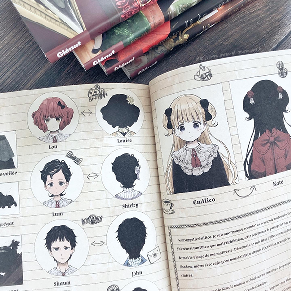 Manga Seinen : Shadows House