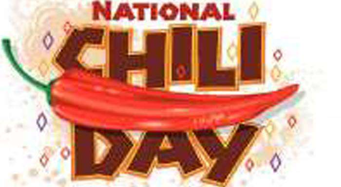 National Chili Day Wishes Unique Image