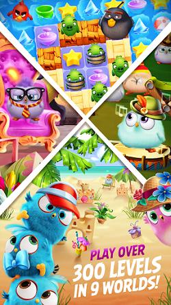 Angry Birds Match Mod Apk