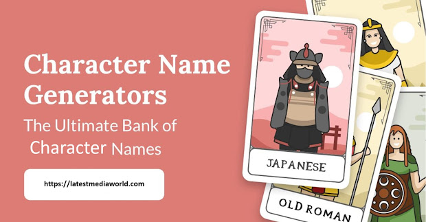 Best Character Name Generator