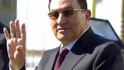Décès de Hosni Moubarak