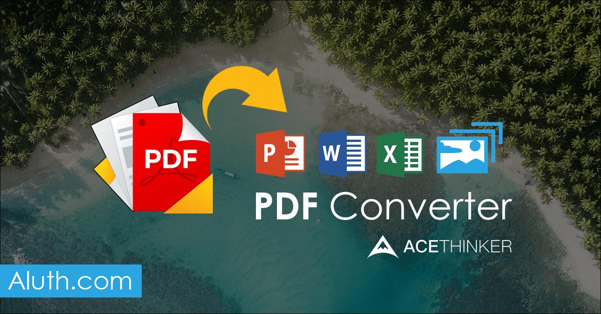 කාර්යාලීය කටයුතු සඳහා අපි නිතර එහා මෙහා කරන ෆයිල් වර්ගයක් ලෙස PDF ෆෝමැට් එක හදුන්වන්න පුළුවන්. ඔබට ඊමේල් එකකින් ලැබුණ PDF Attachment ෆයිල් එක Word ෆයිල් එකකට කන්වර්ට් කරගන්න අවශ්යනම් අපි සාමාන්යයෙන් කරන්නේ ඔන්ලයින් PDF converter එකකට upload කරලා කන්වර්ට් කරන එක. නමුත් එය නිවරදිව කන්වර්ට් වේද නැද්ද යන්න සැක සහිතයි, සමහර විටක water mark සහිතව කන්වර්ට් වීමක් වෙන්නත් පුළුවන්. අන්තර්ජාලය නොමැති පරිගණකයක වුවද ක්රියාත්මක කලහැකි අප හදුන්වාදෙන මෙම PDF Converter මෘදුකාංගයෙන් ඕනෑම PDF ෆයිල් එකක් මයික්රොසොෆ්ට් ඔෆිස් පැකේජයේ ඇති word, power point, Excel සහ Image එකක් විදියට පහසුවෙන් කන්වර්ට් කරගන්න පුළුවන්.