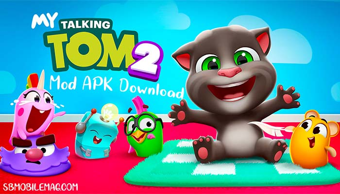 My Talking Tom 2 Mod APK Download, My Tom 2 Mod APK Download