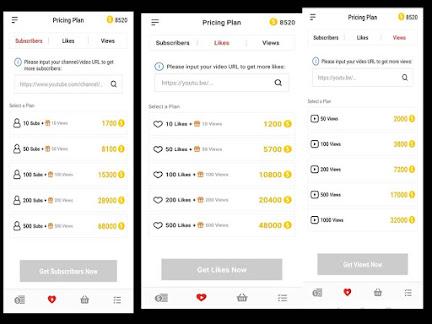 زيادة مشتركين اليوتيوب | كيف تحصل على 500 مشترك يوميا حقيقى | تطبيق youber up