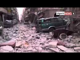 SEPTEMBER 13, 2012 - SECOND POST - NEWS FROM ALEPPO; TELEPHONE LINES NOW OPENED IN THE CITY; GRUESOME BATTLE FOR HANANO 1