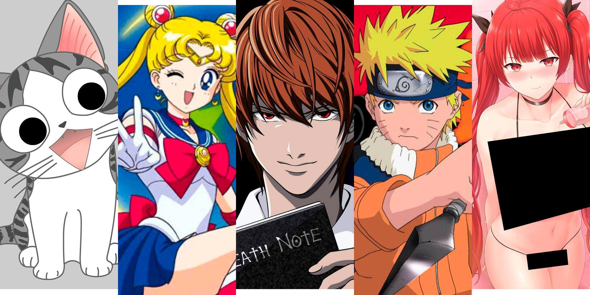 Test Que Tipo De Personaje De Anime Eres Reviews De Otakus