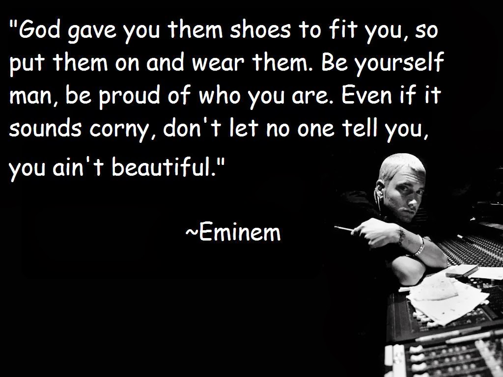 eminem quotes from songs beautiful - photo #1
