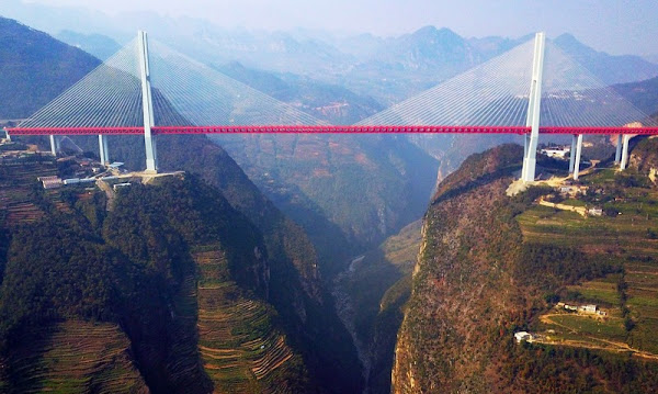 ये है दुनिया का सबसे ऊँचा पुल