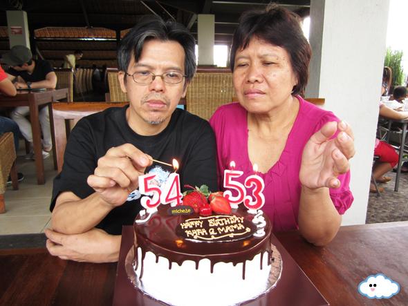 Tomkuu Happy Birthday Papa Dan Mama