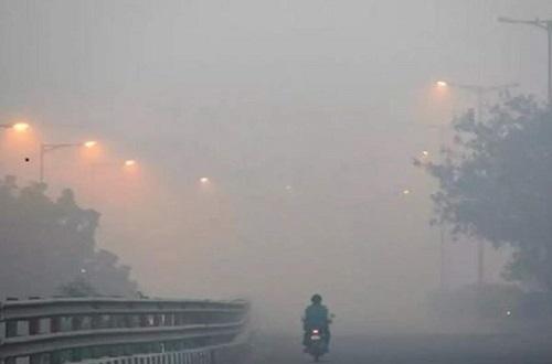 UP का गाजियाबाद दुनिया का दूसरा सबसे प्रदूषित शहर