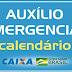 Veja o calendário de pagamento da 1ª parcela para novos aprovados para receber o Auxílio Emergencial