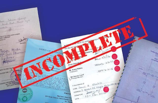 visa korea ditolak - dokumen tidak lengkap