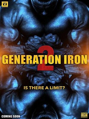 Generation Iron 2 (2017) Movie 720p WEBRip 850mb
