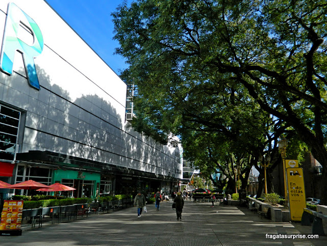Shopping Recoleta Mall