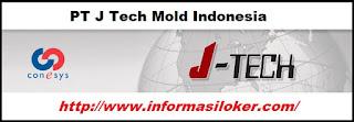 Informasi Lowongan Kerja Via Email PT J Tech Mold Indonesia Jababeka Cikarang