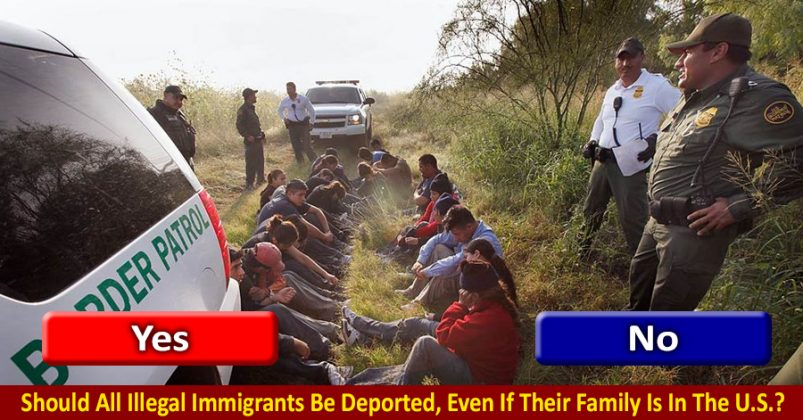 why illegals should be deported Obama's executive action on daca was illegal but most americans would be happy if congress now finds a path forward for young people brought here illegally by their parents.